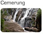 Trek til Cemerung Waterfall