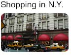 Shopping i New York